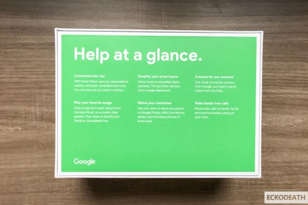 Google Nest Hub unboxing-2-min