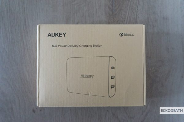 Aukey PA-Y13 unboxing-1-min