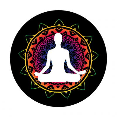 Yoga-Radiate iMessage Stickers
