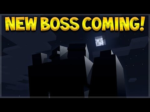 NEW BOSS COMING We DECIDE What Gets Added Into Minecraft Minecon Earth EckoxSolider