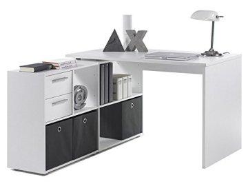 Eckschreibtisch Winkelkombination Schreibtisch Arbeitstisch Bürotisch