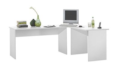 Endlich Mehr Platz Mit Dem Bürotisch Office Line Winkelkombination