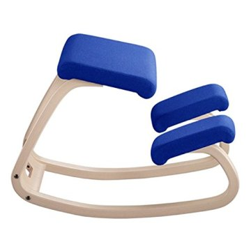 Varier Furniture 101004 Variable balans Kniestuhl, blau -