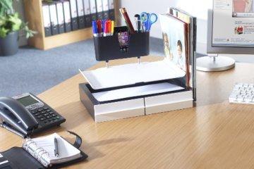 Avery All in One Pro ADT2BW Schreibtisch-Organizer -