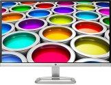 HP 27ea X6W32AA 68,58 cm (27 Zoll) Monitor (VGA, HDMI, 7ms grau zu grau Reaktionszeit) silber/weiß - 1