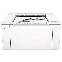 HP LaserJet Pro M102w Laserdrucker (Drucker, WLAN, JetIntelligence, HP ePrint, Apple Airprint, USB, 600 x 600 dpi) weiß - 1