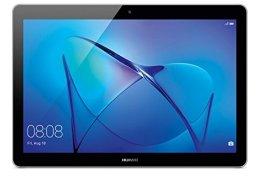 HUAWEI MediaPad T3 WiFi 24,3 cm (9,6 Zoll) Tablet-PC (hochwertiges Metallgehäuse, Qualcomm™ Quad-Core Prozessor, 2 GB RAM, 16 GB interner Speicher, Android 7.0, EMUI 5.1) grau - 1