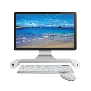 Dazone® Monitorständer für Monitor / Laptop / iMac / MacBook - 2
