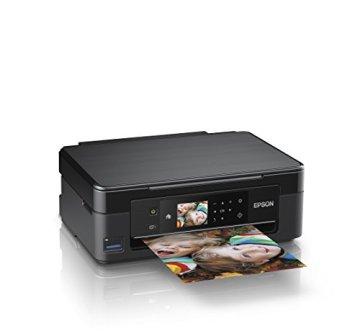 Epson C11CF30403 Expression Home XP-442 3-in-1 Tintenstrahl-Multifunktionsgerät (Drucker, Scanner, Kopierer, WiFi, Duplex, Einzelpatronen) schwarz - 8