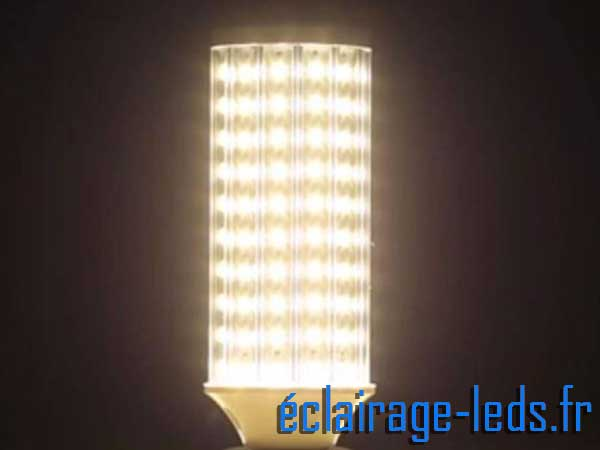 Ampoule LED E27 maïs blanc naturel