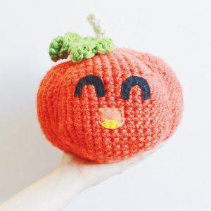 Jumbo Pumpkin Crochet Recipe