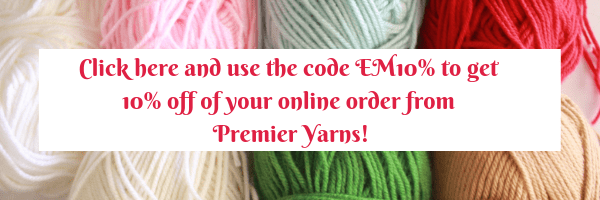 Premier Yarns Coupon Code Banner