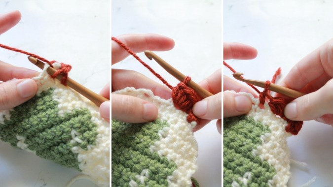 Tapestry Crochet Cactus Coasters Edging Tutorial
