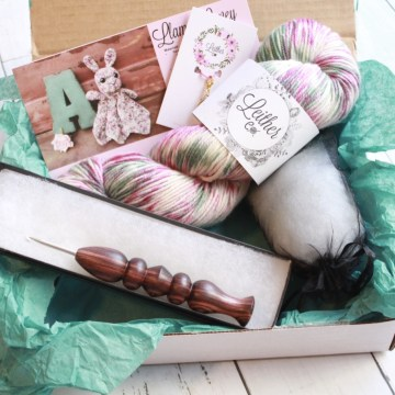 Leither Collection Crochet Subscription Box Review