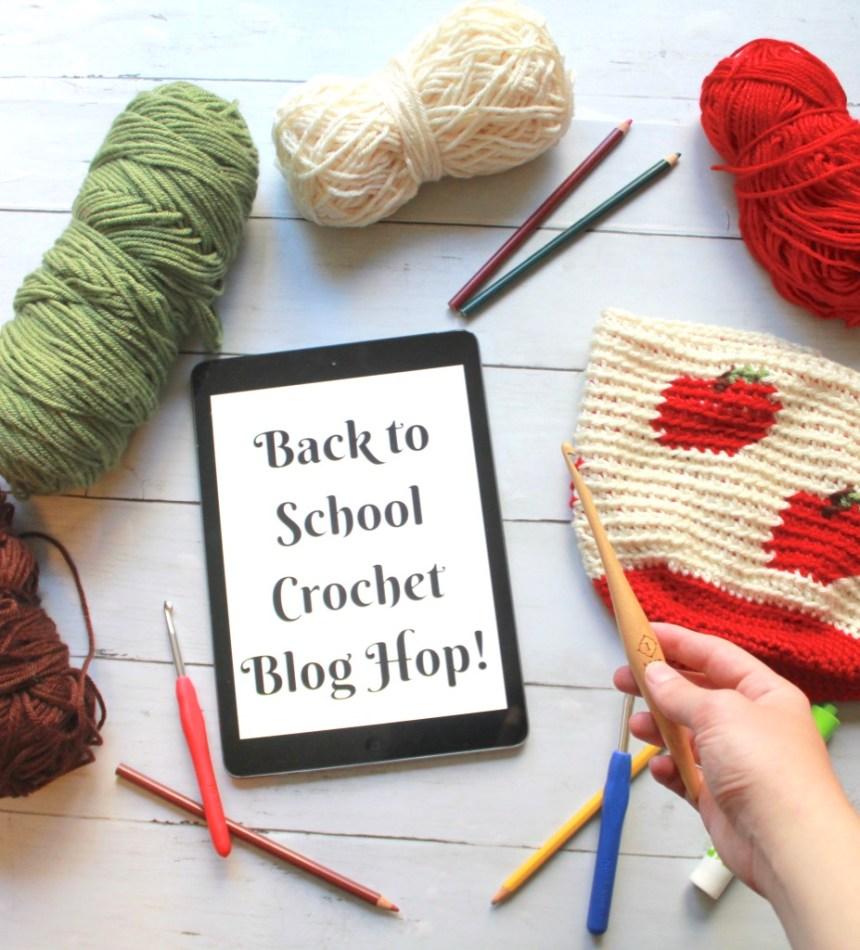 Back to School Free Crochet Pattern Blog Hop