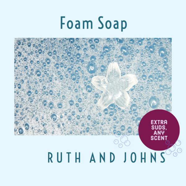 foam soap