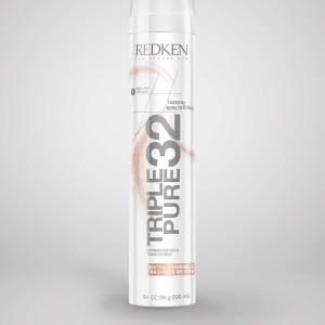 Triple Pure 32 Neutral Fragrance High Hold Hairspray