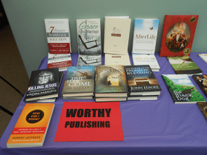 2013 Conference Worthy Publishing