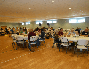 2013 Conference Lunch