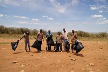 clean up team3