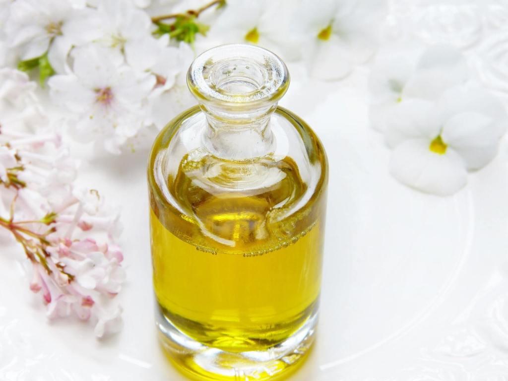 comment parfumer sa maison naturellement