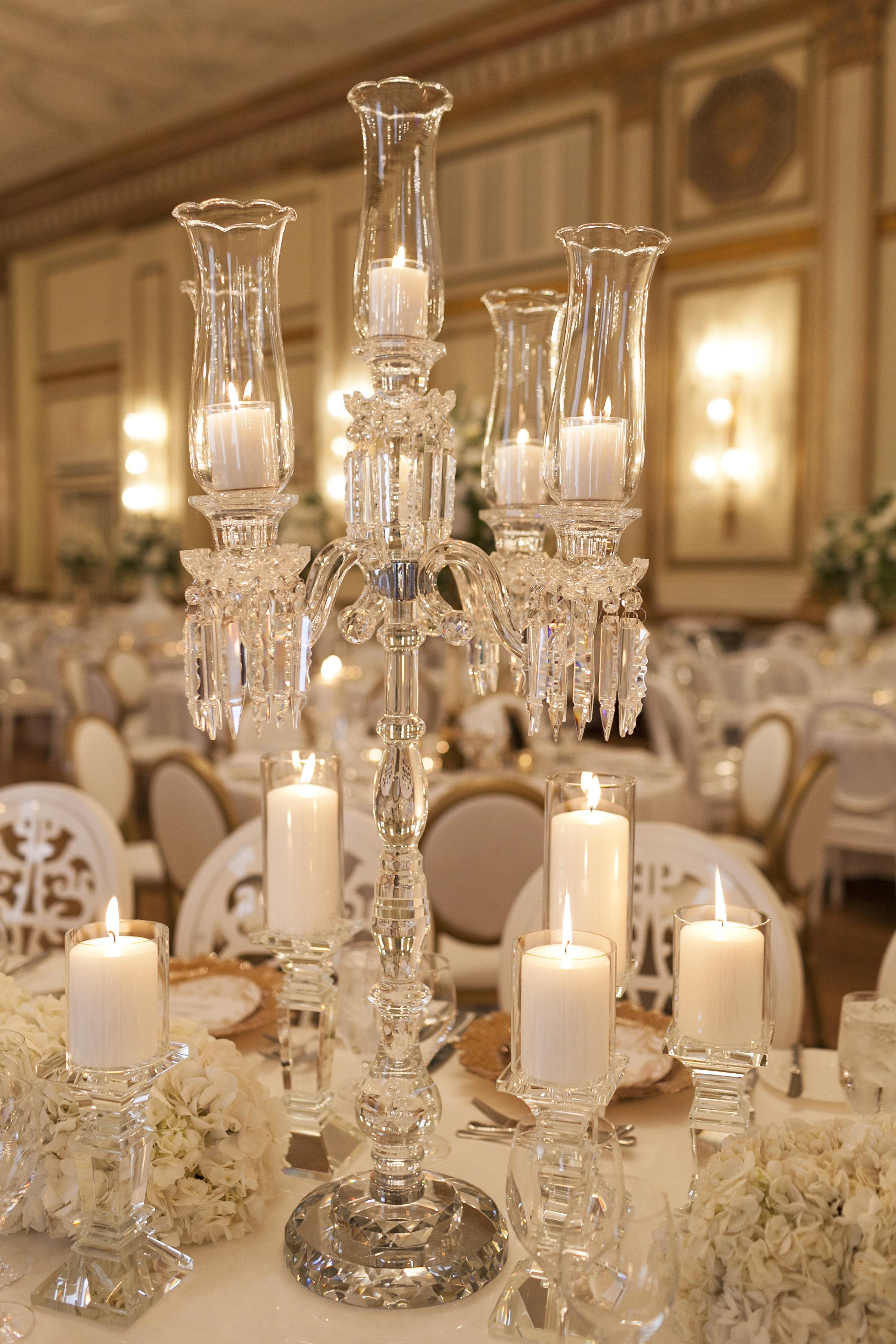 Versailles Gold Candelabra Eclat Decor