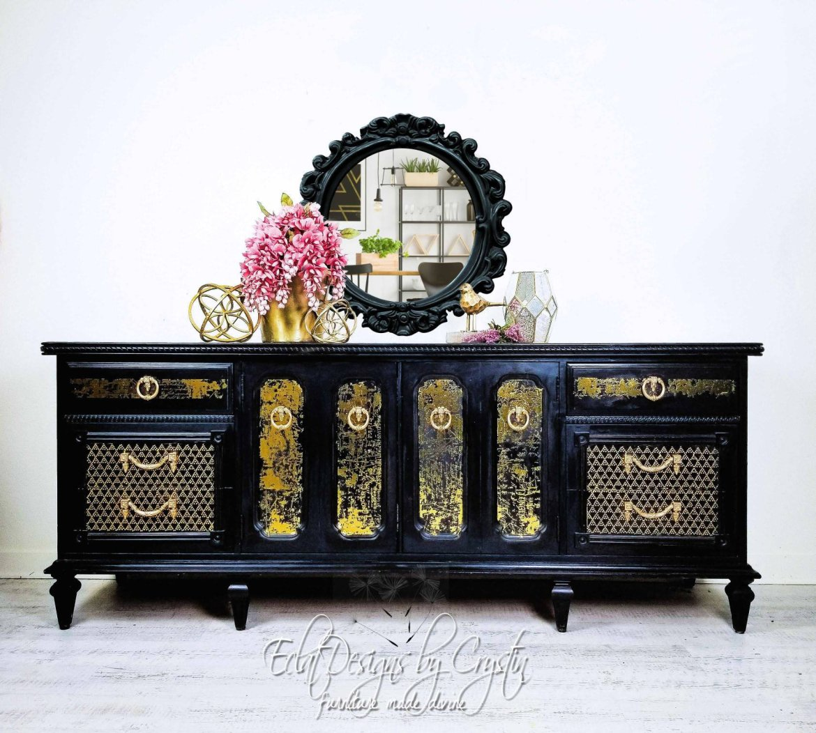 black-and-gold-dresser-credenza-media-console-sideboard-buffet-eclatdesignsbycrystin