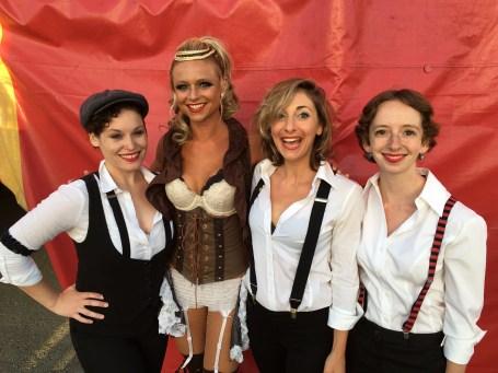 The Quartet!