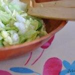 Easy guacamole avocado salad