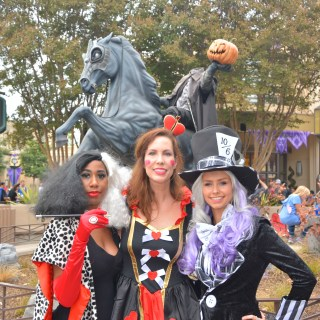 The Happiest Place On Earth! Mickey's Halloween Party!