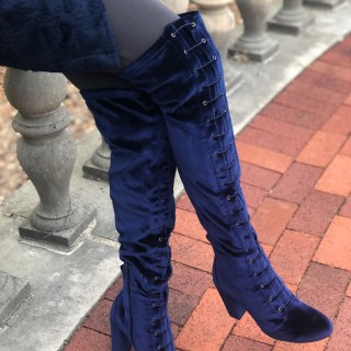 Eclectic Chic's Top 5 Favorite Winter Over-The-Knee Boots And How To Pair Them