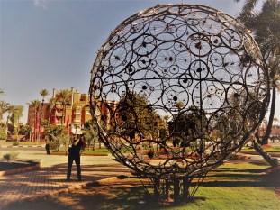 wheel sphere