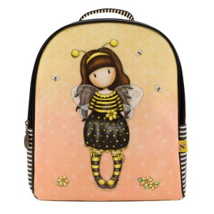 Gorjuss Large Rucksack Bee-Loved (Just Bee-Cause)