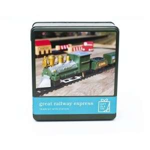 Gift in a Tin - Great Railway Express - Large Tin