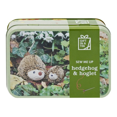 Apples To Pears Craft Floral Bunny Sew Me Up Gift In A Tin