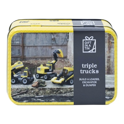 Gift in a Tin – Triple Trucks – Original Tin