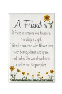 A Friend Is - Magnet