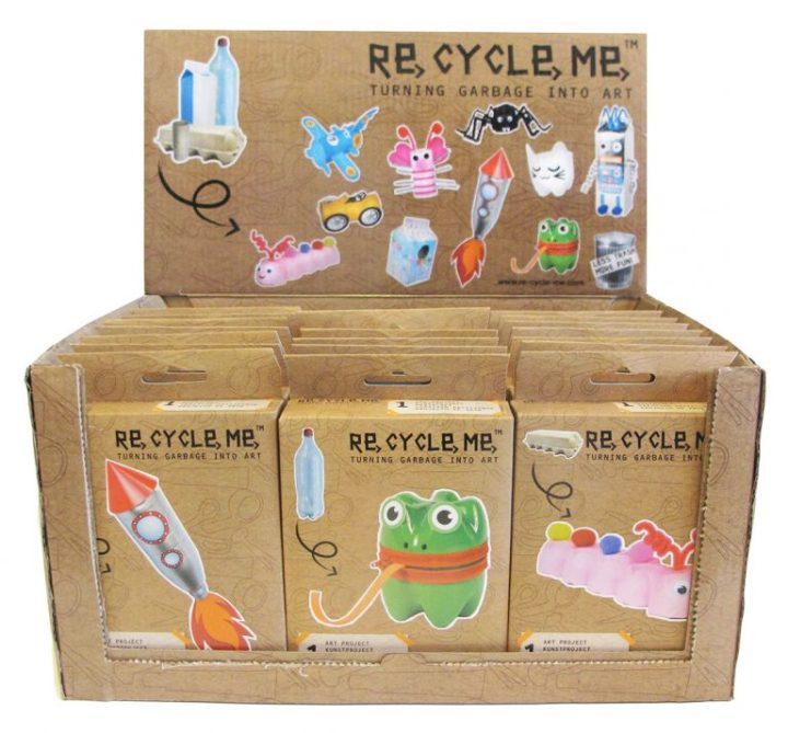 ReCycleMe Mini Kits