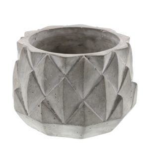 Planters and Pots Archives   Eclectic Goods   Eclectic Goods Geo Concrete Planter