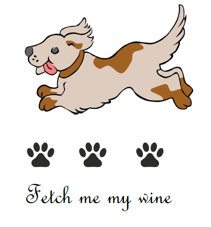 fetch me my wine pic