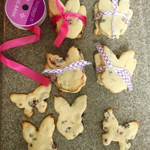 Cranberry Sage Cookies