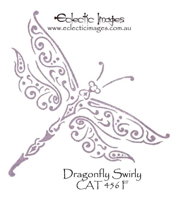 Dragonfly Swirly