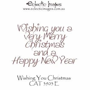 Wishing You Christmas