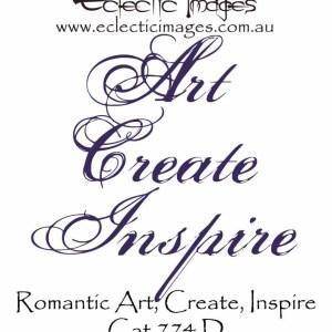 Romantic Art Create Inspire