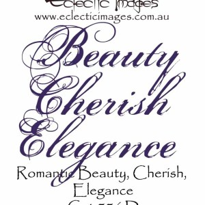 Romantic Beauty Cherish Elegance