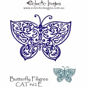 Butterfly Filigree