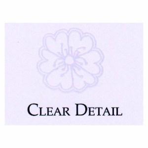 Clear Detail