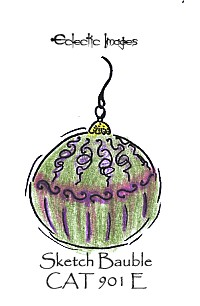 Sketch Bauble