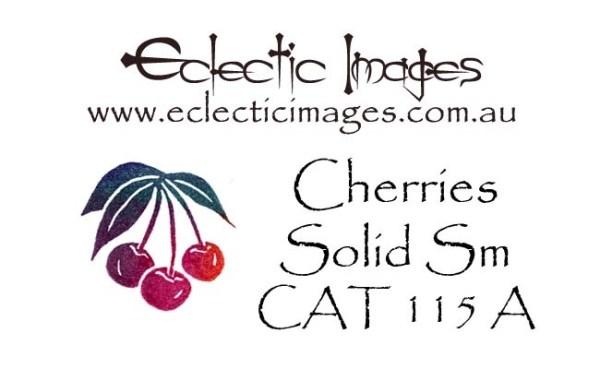 Cherries Solid Sm