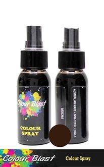 Colour Blast Colour Spray Mocha